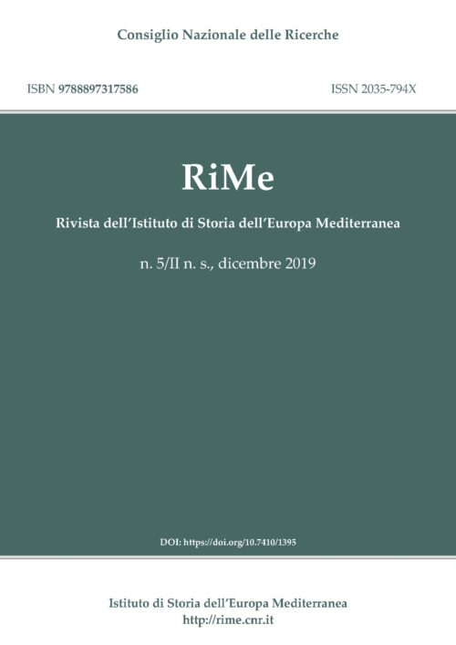 RiMe Vol 5/II n.s. - Dicembre 2019